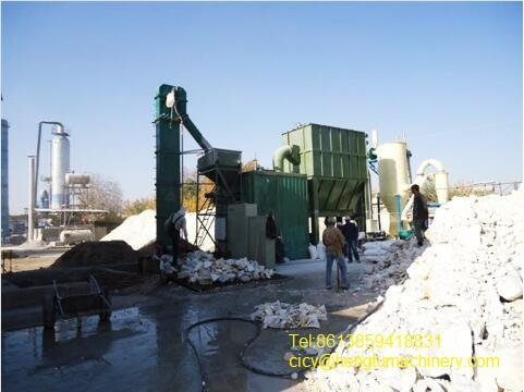 Grinding mill production line 1