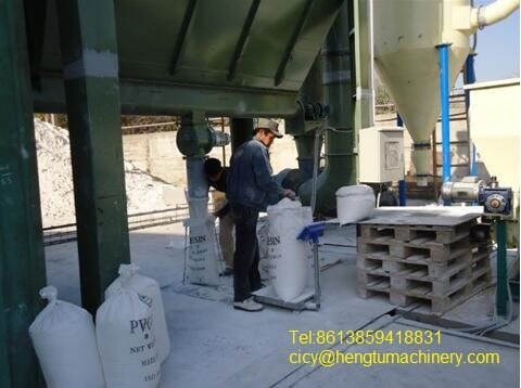 Grinding mill production line 2