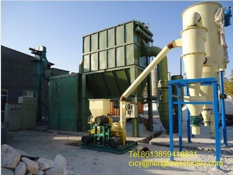 Grinding mill production line 3