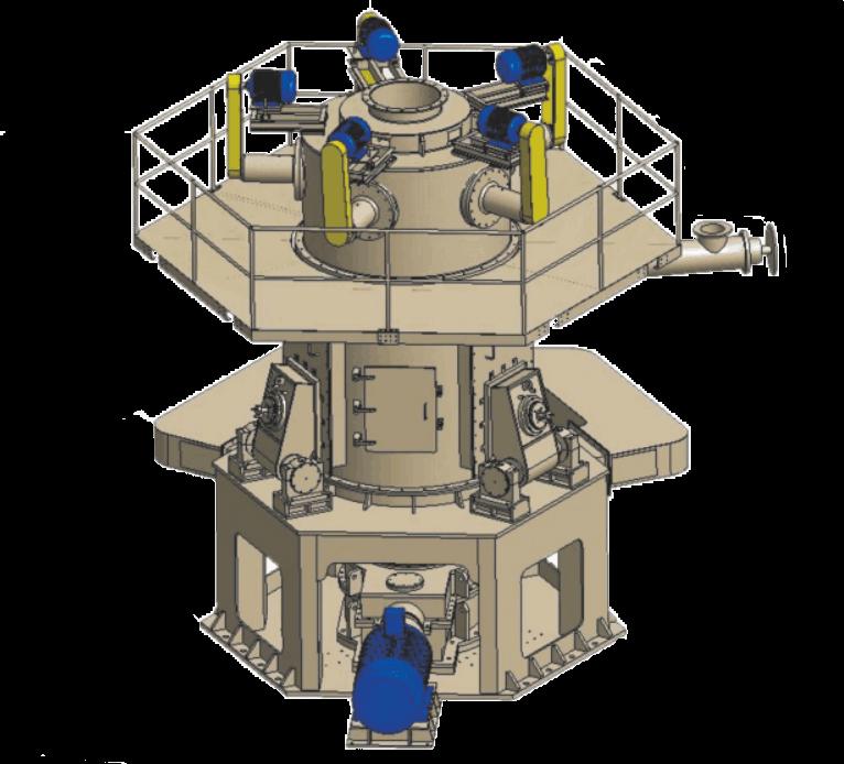 Vertical Mill Machine 2