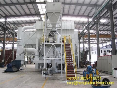 YFLM Vertical Mill Production Line 1