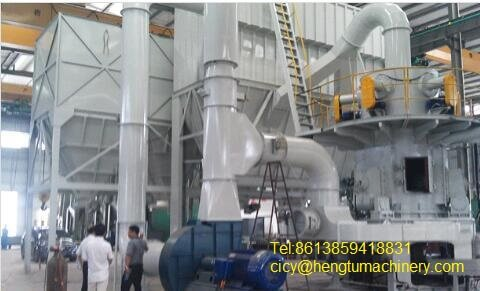 YFLM Vertical Mill Production Line 3