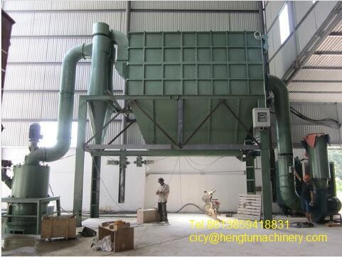 YFM grinding mill production line for limestone 1