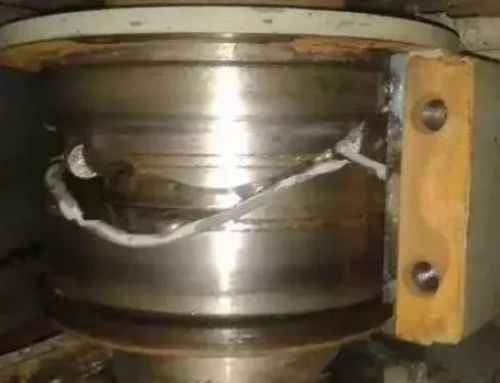 coups for grinding mill's bearing cooling